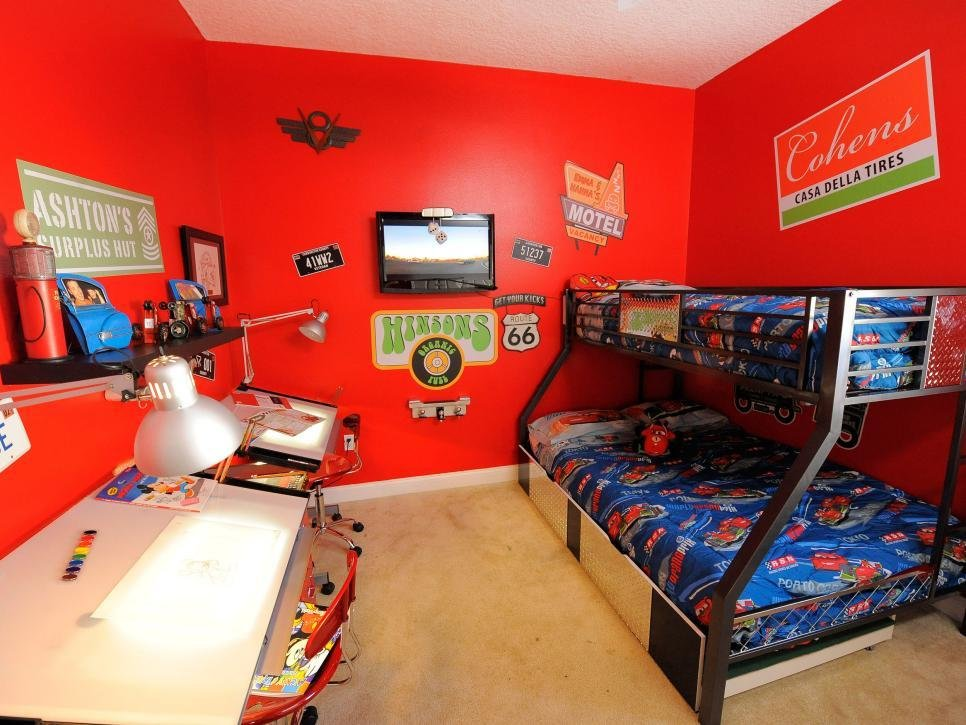 Best A Little Disney Magic Makes Three Wondrous Kids Rooms Hgtv With Pictures