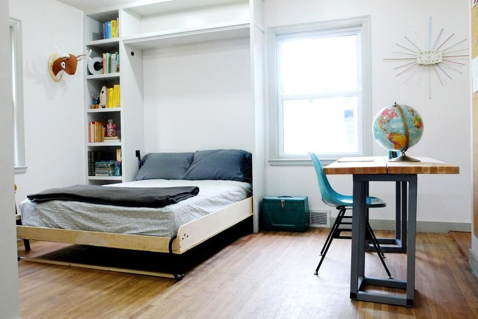 Best 20 Smart Ideas For Small Bedrooms Hgtv With Pictures