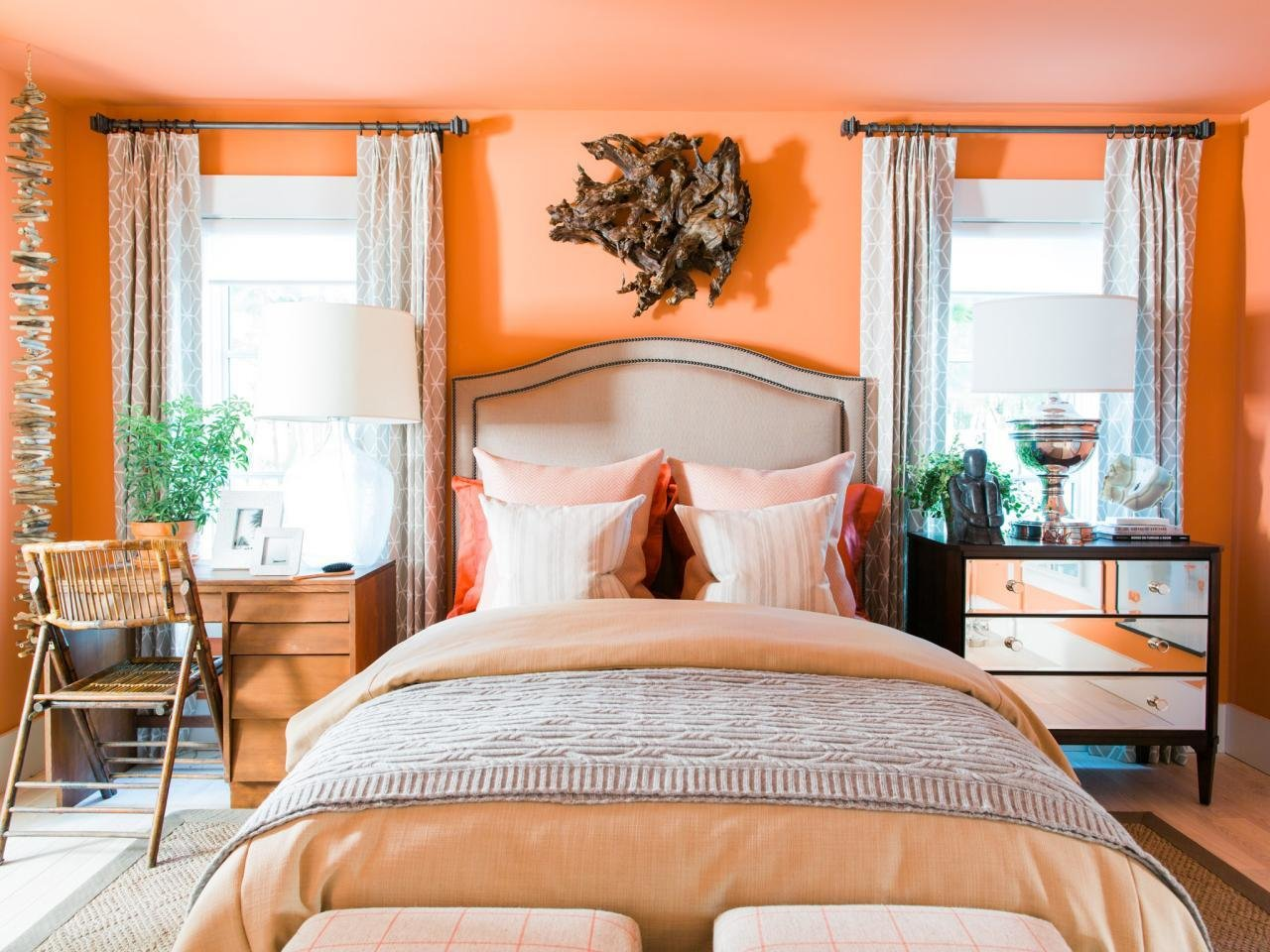 Best How To Design A Happy Bedroom Hgtv S Decorating Design With Pictures