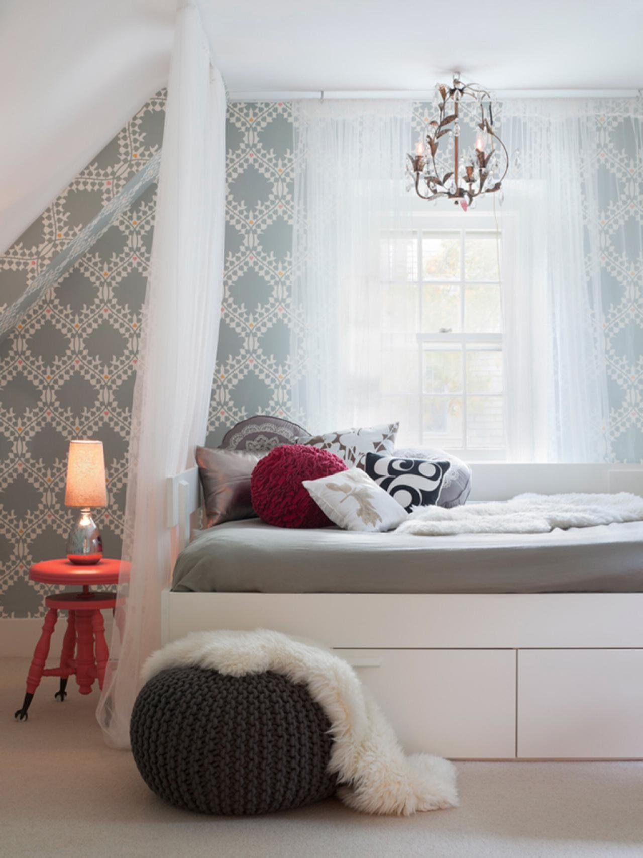 Best Sophisticated T**N Bedroom Decorating Ideas Hgtv S Decorating Design Blog Hgtv With Pictures