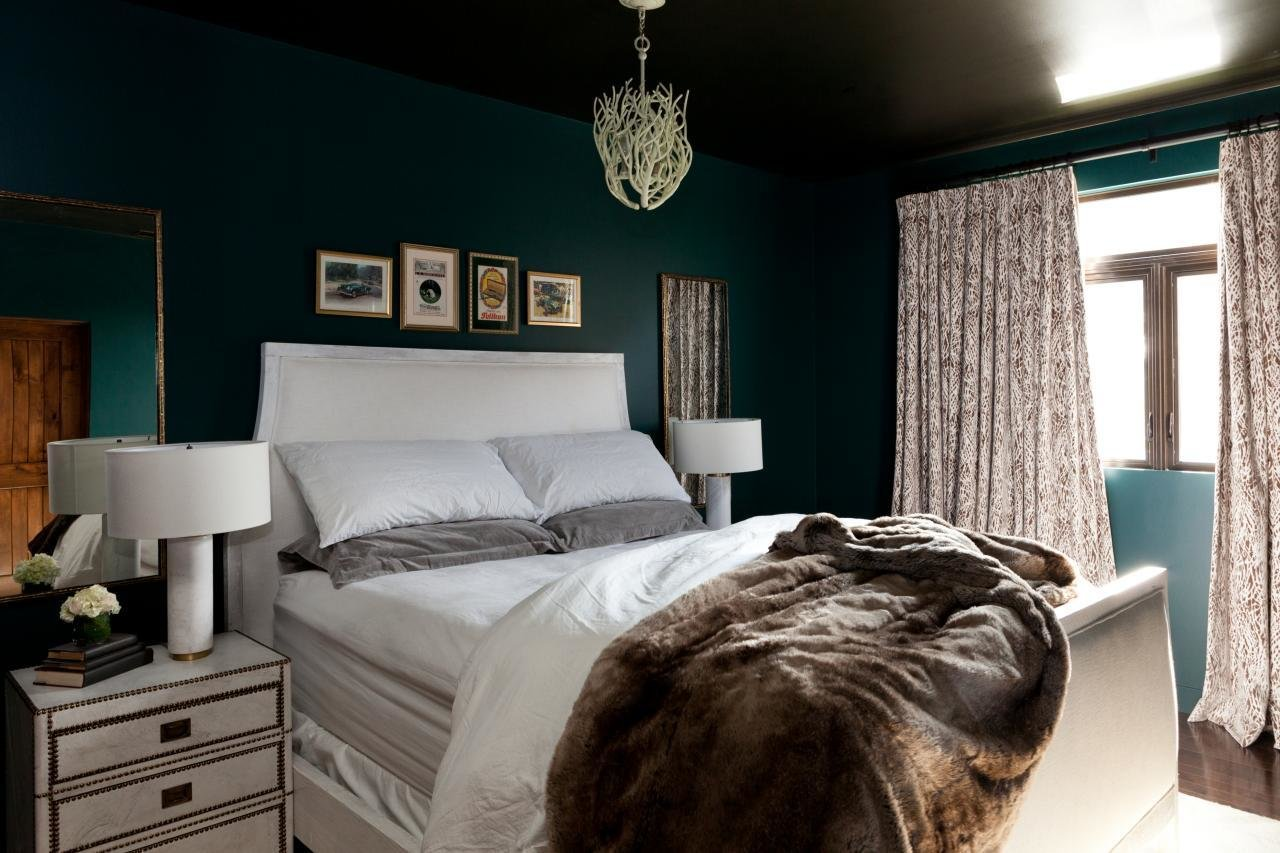 Best Add Drama To Your Home With Dark Moody Colors Hgtv S Decorating Design Blog Hgtv With Pictures