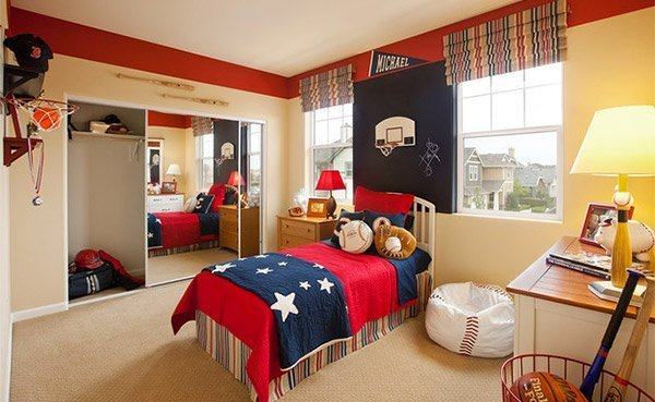 Best Get Athletic With 15 Sports Bedroom Ideas Home Design Lover With Pictures