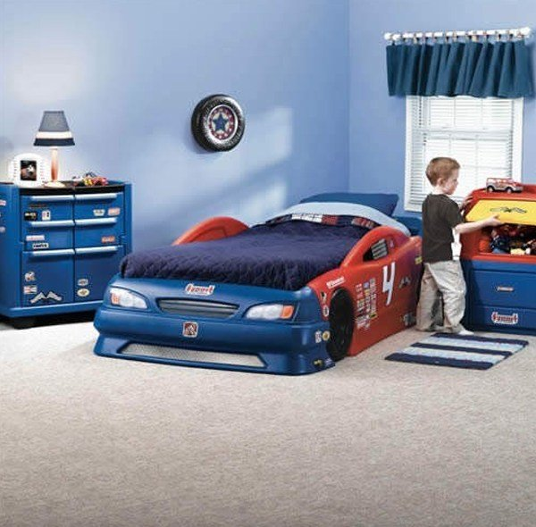 Best Kids Bedroom Set With Cars Ideas With Pictures