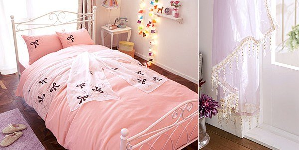Best Cute Pink Bedroom Design Ideas For Girl With Pictures