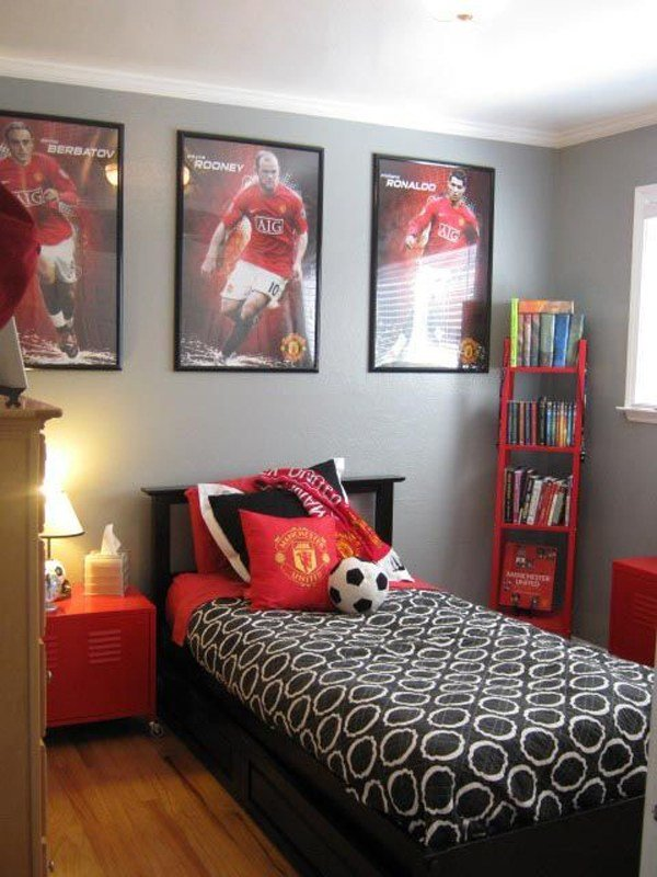 Best 15 Awesome Kids Soccer Bedrooms Home Design And Interior With Pictures