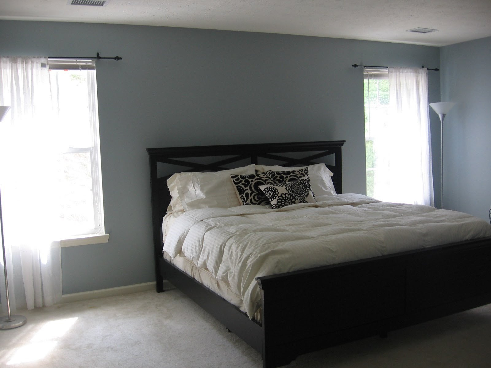 Best Elegant Gray Paint Colors For Bedrooms Homesfeed With Pictures
