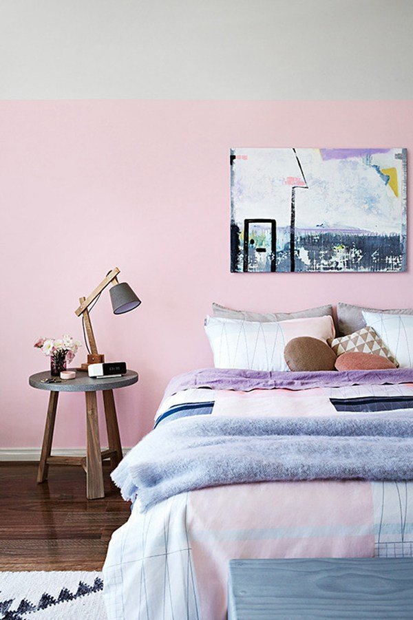 Best Pink Bedrooms With Soft And Feminine Touch House Design With Pictures