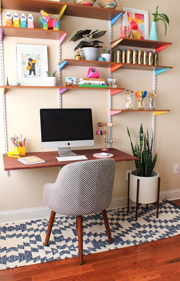 Best 20 Diy Ikea Desk Hacks For Functional Workspace House With Pictures