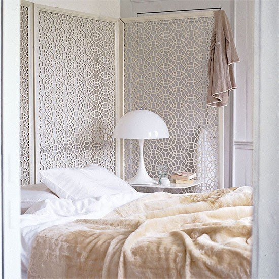 Best White Bedroom With Screen Bedroom Design Decorating With Pictures