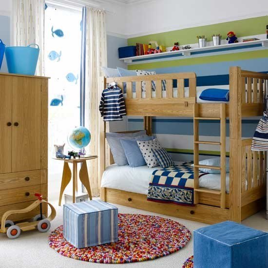 Best Colourful Boys Bedroom With Bunks Boys Bedroom Ideas With Pictures