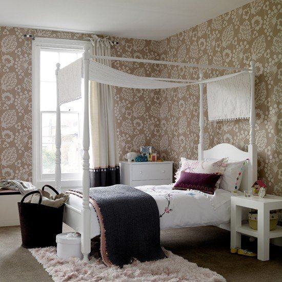 Best Get A Grown Up Look With Wallpaper Bedroom Ideas For Young Adults 10 Best Housetohome Co Uk With Pictures