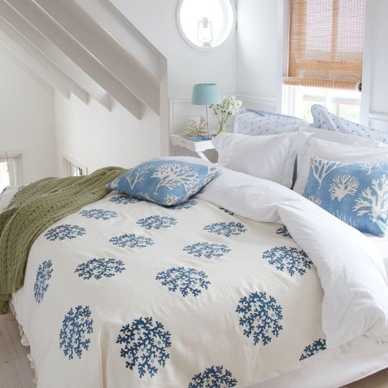 Best Coastal Style Bedding Uk Room Ornament With Pictures