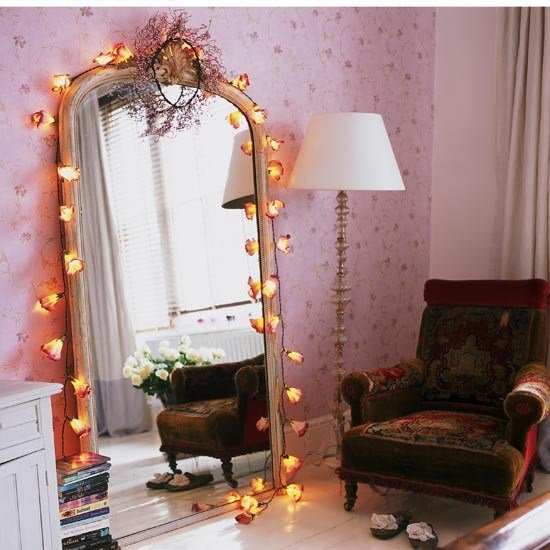 Best Fairy Lights Teenage Girls Bedroom Ideas Housetohome Co Uk With Pictures
