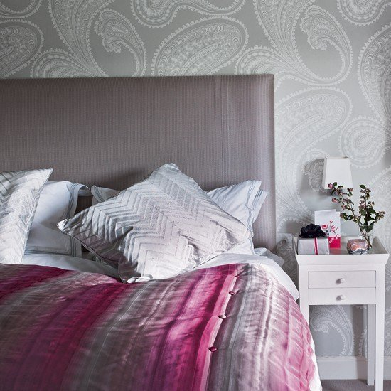 Best Secret Ice Pink And Grey Bedroom Ideas With Pictures