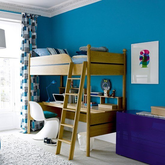 Best Go For Bold Colour 10 Kids Bedroom Ideas Housetohome Co Uk With Pictures