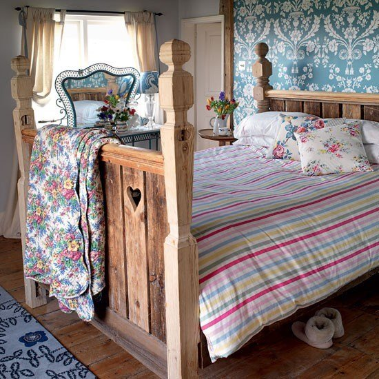 Best Create A Rustic Bedroom Retreat Cosy Country Bedrooms With Pictures