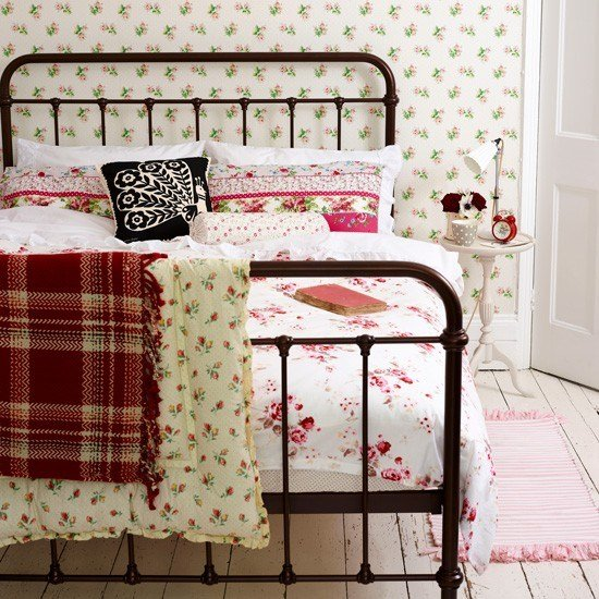 Best Pretty Vintage Bedroom Country Bedroom Ideas Housetohome Co Uk With Pictures