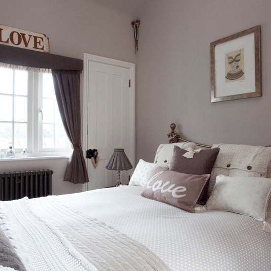 Best Tiny Bedroom In Mushroom Grey Small Bedroom Ideas Housetohome Co Uk With Pictures