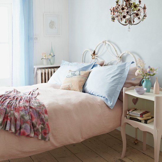 Best Shaby Chic Bedroom Ideas Décor Furniture Curtains With Pictures