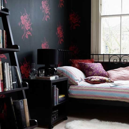 Best Black And Red Bedroom Ruby Red Bedroom Ideas With Pictures