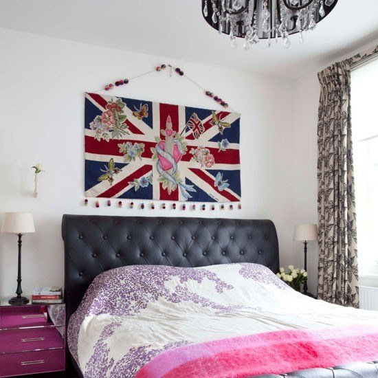 Best Union Jack Bedroom Modern Bedrooms Housetohome Co Uk With Pictures