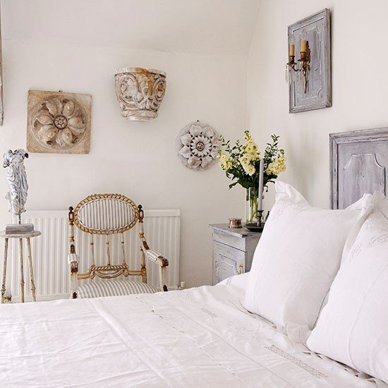 Best Cool White Bedroom With Wall Art White Bedroom Ideas With Pictures