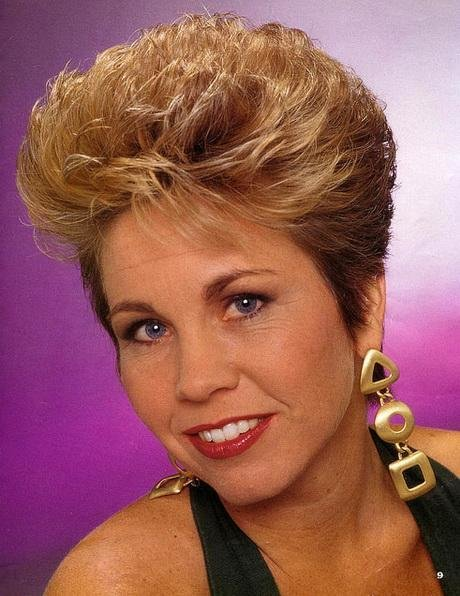 Free 80S Hairstyles For Short Hair Wallpaper