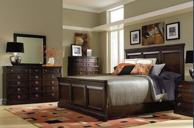 Best Broyhill Furniture Avery Avenue King Or Queen Panel With Pictures