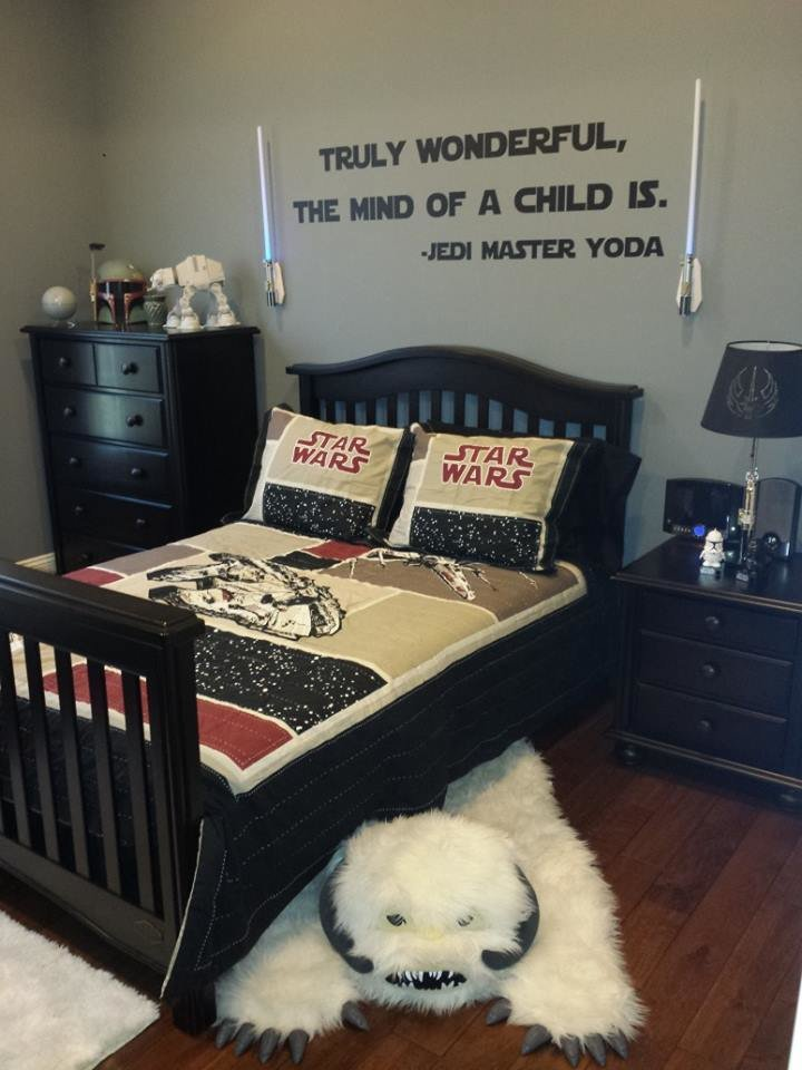Best Another Cool Star Wars Bedroom Built For Some Lucky Kid With Pictures