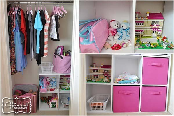 Best Organised Kids Wardrobes – The Organised Housewife With Pictures