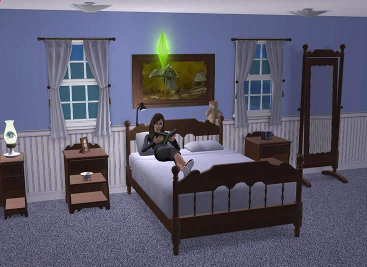 Best Mod The Sims Ethan Allen Colonial Bedroom Set With Pictures