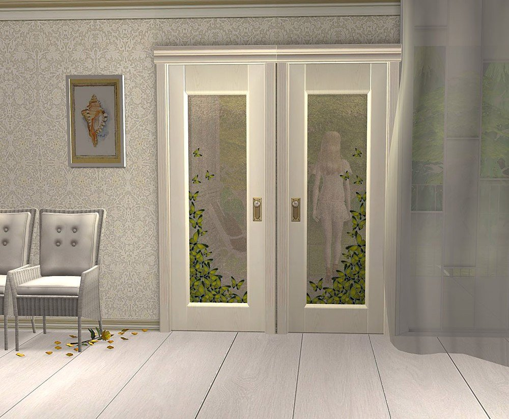 Best Mod The Sims Project Maiden S Bedroom Part 9 Doors With Pictures