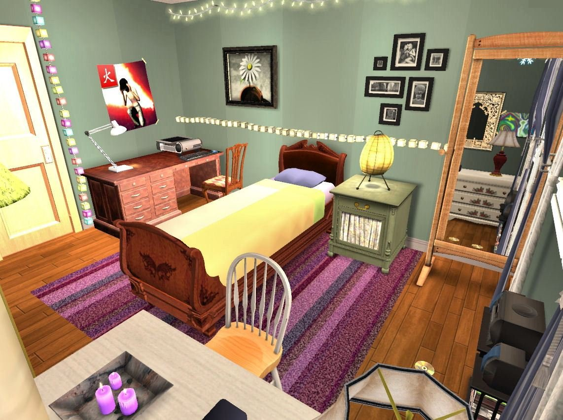 Best Mod The Sims Twilight Bella Swan S House Base Game With Pictures