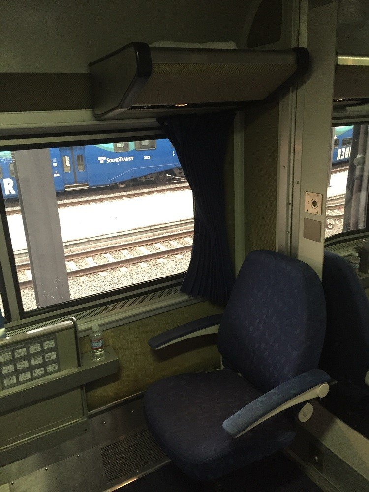 Best Amtrak Coast Starlight Trip Part 3 Bedrooms And Roomettes With Pictures