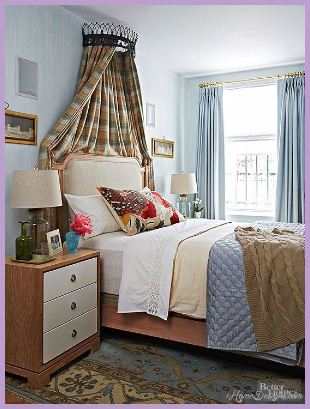 Best Decorating Ideas For Small Bedroom 1Homedesigns Com With Pictures