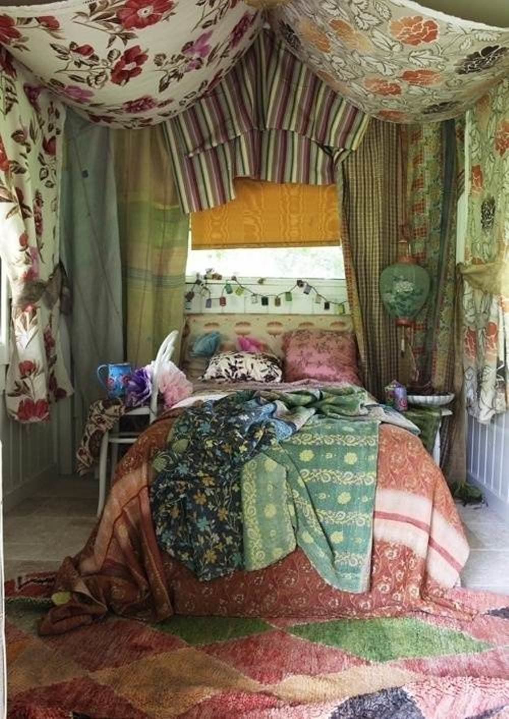 Best Adorable Gypsy Bedroom Decorating Ideas Atzine Com With Pictures