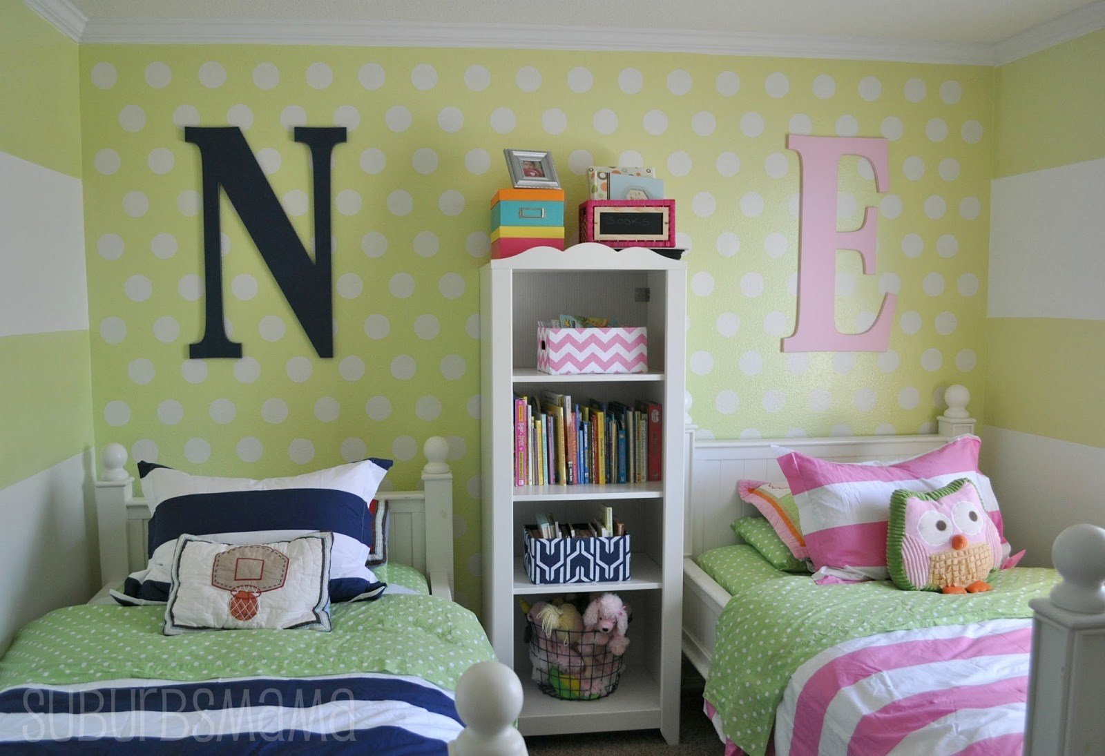 Best Interesting Boy Girl Shared Bedroom Decorating Ideas With Pictures