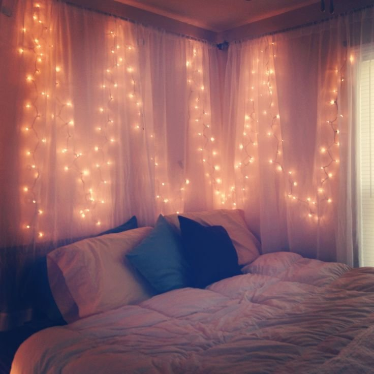 Best Stunning Decoration Of Twinkle Lights In Bedroom Atzine Com With Pictures
