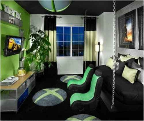 Best 21 Super Awesome Video Game Room Ideas You Must See • Awesomejelly Com With Pictures