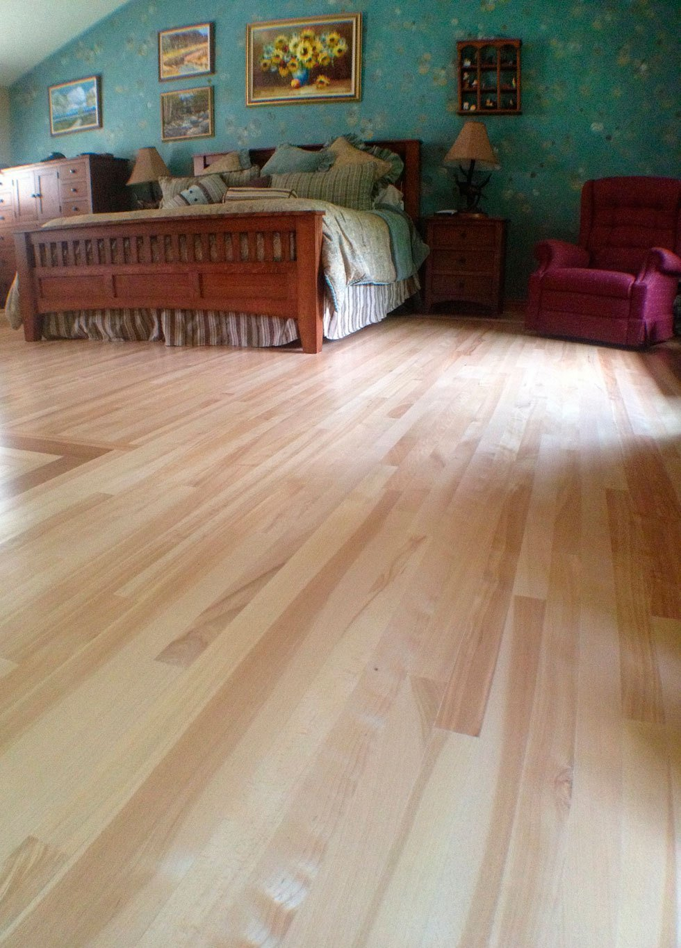 Best Rift Quarter Sawn American Beech Hardwood Flooring With Pictures