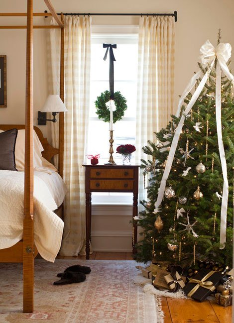 Best A Christmas Tree For Every Room An Appealing Plan With Pictures
