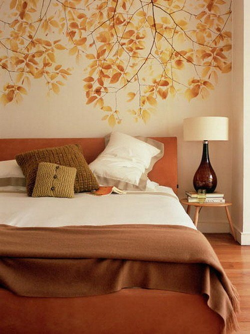 Best Bedroom Improvement Mural Wall Décor Design Bookmark 1342 With Pictures