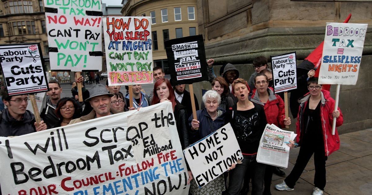 Best Bedroom Tax Is A Disaster Mps Warn Ministers Amid With Pictures