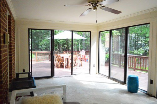 Best Open Er Up Converting A Sunroom Into A Veranda Young With Pictures