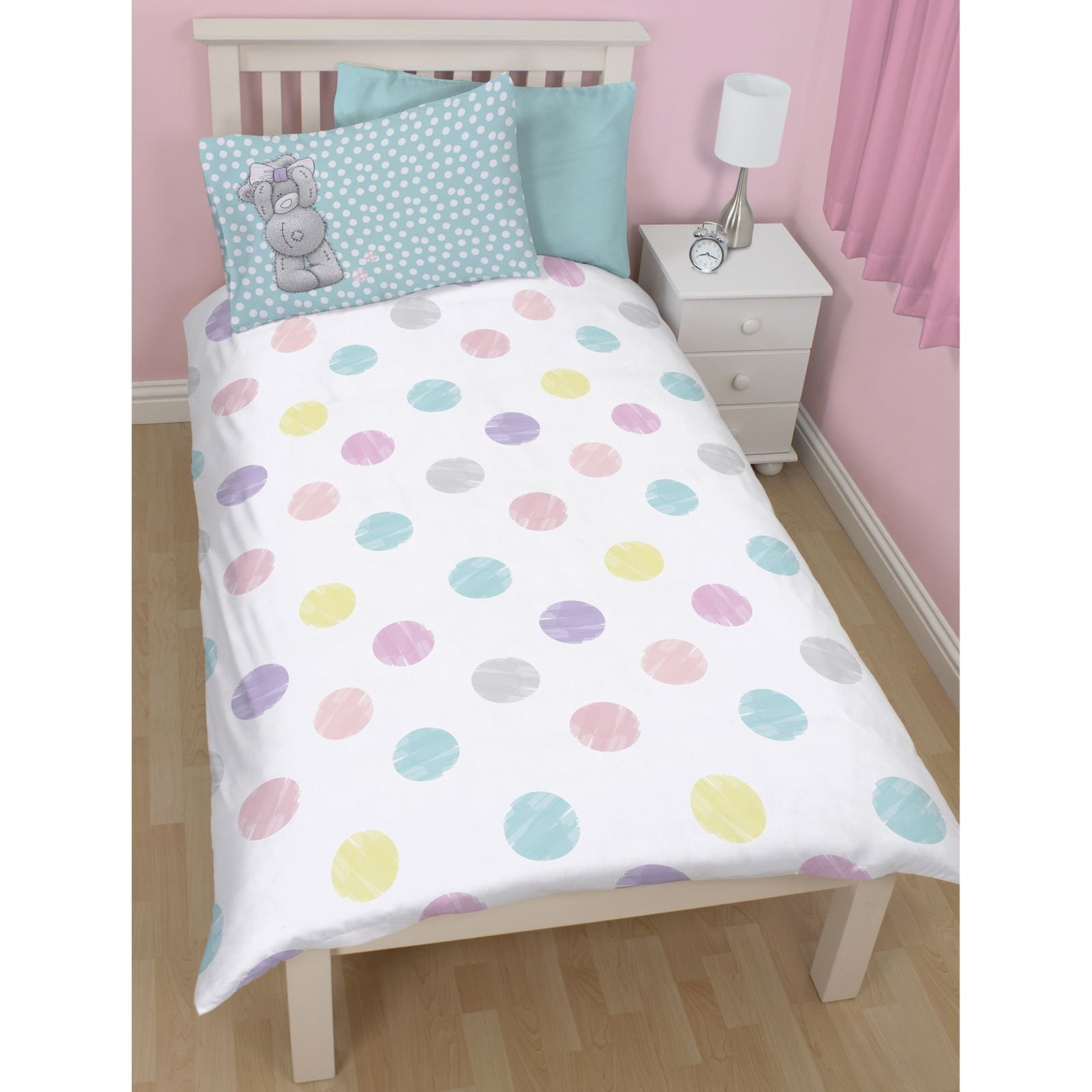 Best Me To You Tatty Teddy Bonbon Duvet Cover Set New With Pictures