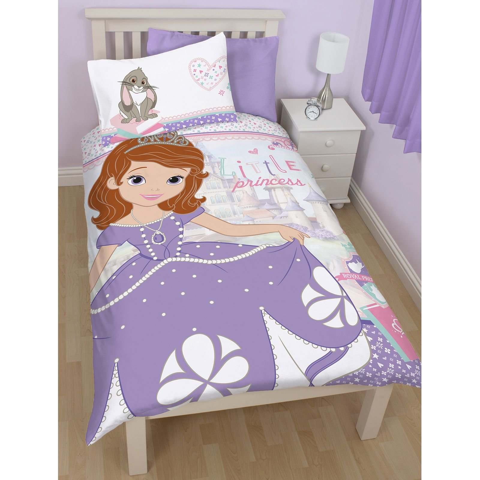 Best Disney Princess Sofia The First Academy Single Duvet With Pictures