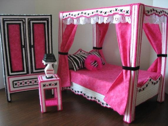 Best Monster High Inspired Bedroom By Graciesdesign On Etsy With Pictures