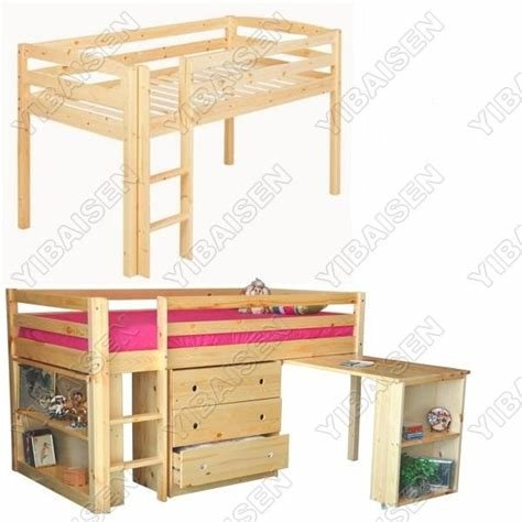 Best Pine Single Double Kingsize Bed Wooden Furniture With Pictures