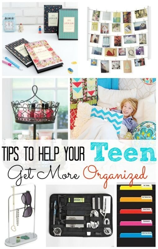 Best 5 Tips To Help Your T**N Get More Organized Ebay With Pictures