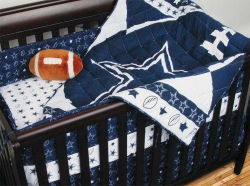 Best Nursery Bedding Dallas Cowboys Ebay With Pictures